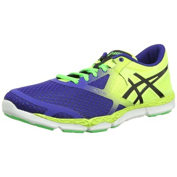 Chaussures Homme Baskets basses Asics t532n jaune