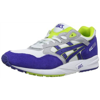 Chaussures Homme Baskets basses Asics h528n blanc