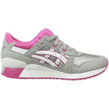 Chaussures Femme Baskets basses Asics c5a4n gris