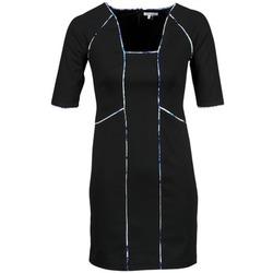 Vêtements Femme Robes courtes Manoukian 613369 Noir