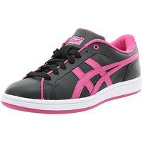Chaussures Fille Baskets basses Asics c4c7y noir