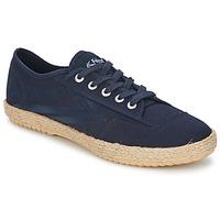 Chaussures Baskets basses Feiyue FELO PLAIN Bleu / Blanc