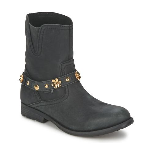 Chaussures Femme Boots Moschino Cheap & CHIC CA21013G1ZCE Noir