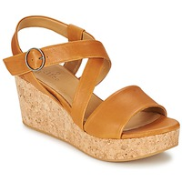 Chaussures Femme Sandales et Nu-pieds Coclico MEL Camel
