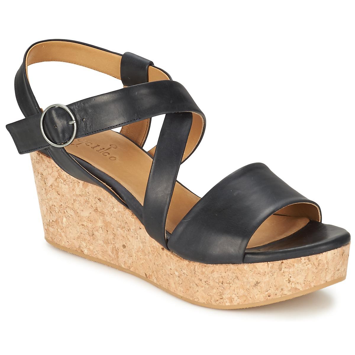 Sandale Coclico MEL Noir