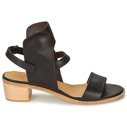 Femme Coclico Noir Sandales Nu Et Tyrion pieds OvnNw8mPy0