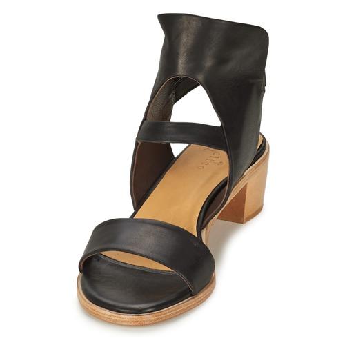 Nu Femme Coclico Chaussures Et Sandales Noir Tyrion pieds MVzqUSGp