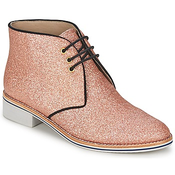 Chaussures Femme Boots C.Petula STELLA Rose