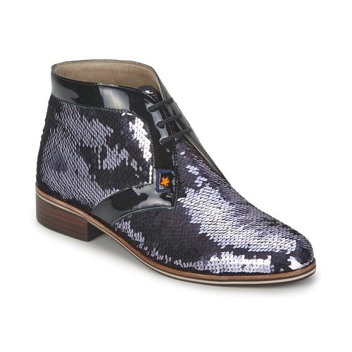 Bottines / Boots C.Petula PEGASE Argent 350x350