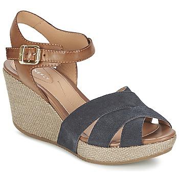 Chaussures Femme Sandales et Nu-pieds Stonefly MARLENE Marine / Marron