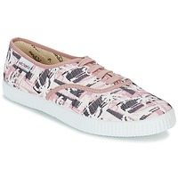 Chaussures Femme Baskets basses Victoria INGLES PALMERAS Rose