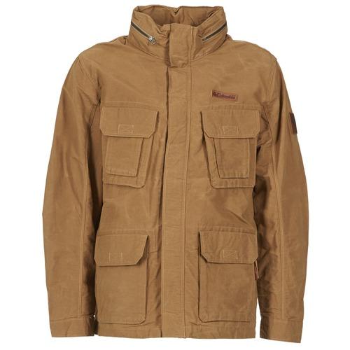 Vêtements Homme Parkas Columbia MENAMIN'S PASS Camel