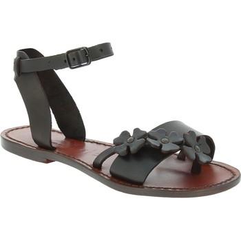 Chaussures Homme Sandales et Nu-pieds Gianluca - L'artigiano Del Cuoio 593 D MORO CUOIO Testa di Moro