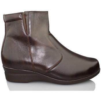Chaussures Femme Bottines Dtorres SAPPORO B5B4 BRUN