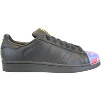 Chaussures Homme Chaussures de Skate adidas Originals Superstar Pharrell Supersh Noir