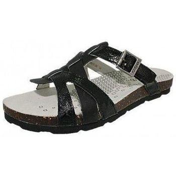 Chaussures Fille Sandales et Nu-pieds Kickers dolia 051 noir