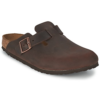 Chaussures Sabots Birkenstock BOSTON Marro