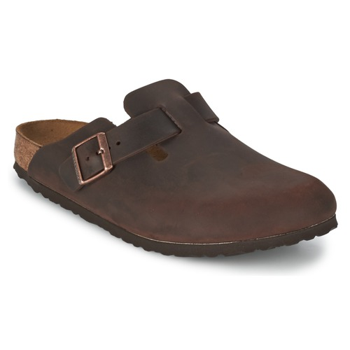 Chaussures Homme Sabots Birkenstock BOSTON Marro
