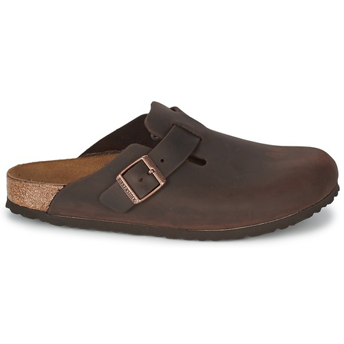 Boston Marron Boston Sabots Sabots Birkenstock Marron Birkenstock Boston rCQtsdh