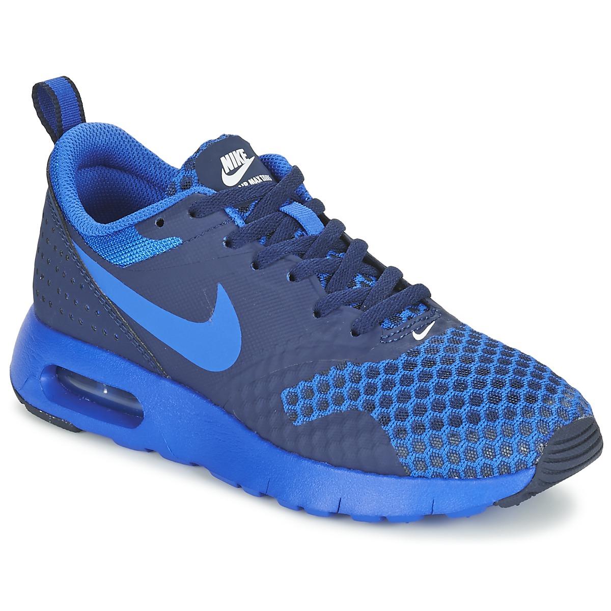 Nike AIR MAX TAVAS JUNIOR Bleu