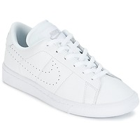 Chaussures Enfant Baskets basses Nike TENNIS CLASSIC PREMIUM JUNIOR Blanc
