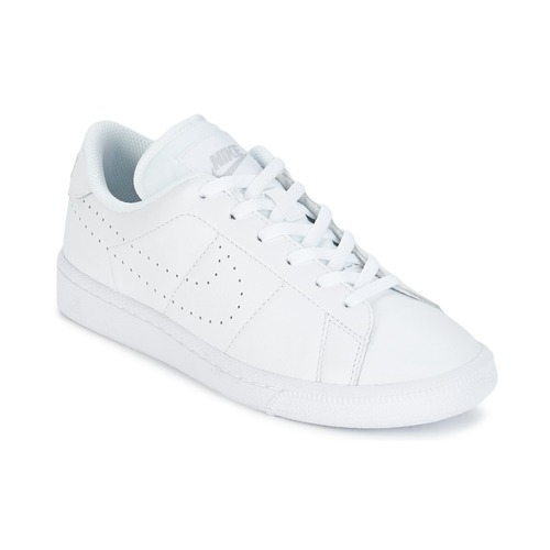 Baskets mode Nike TENNIS CLASSIC PREMIUM JUNIOR Blanc 350x350