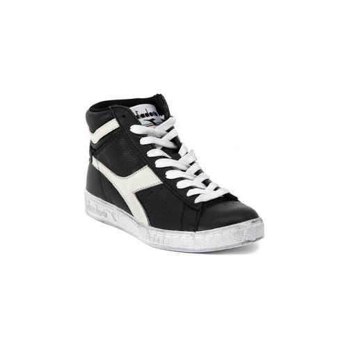 Chaussures Baskets montantes Diadora GAME L HIGH Noir