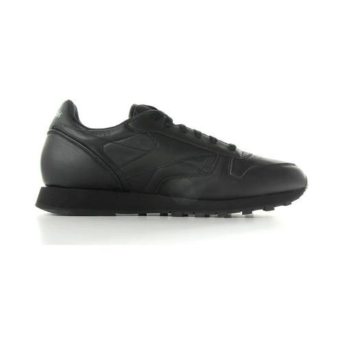 Chaussures Homme Baskets basses Reebok Sport Classic leather Noir