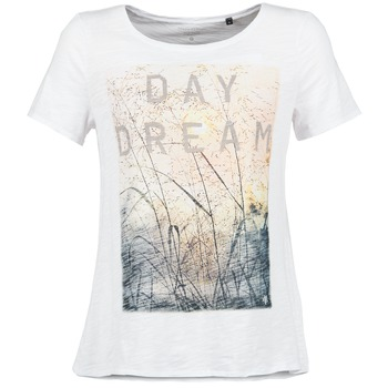 Vêtements Femme T-shirts manches courtes Marc O'Polo MOFRAGO Blanc