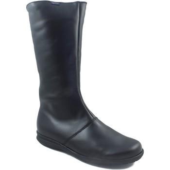 Chaussures Femme Bottes ville Gorila botte confortable NOIR