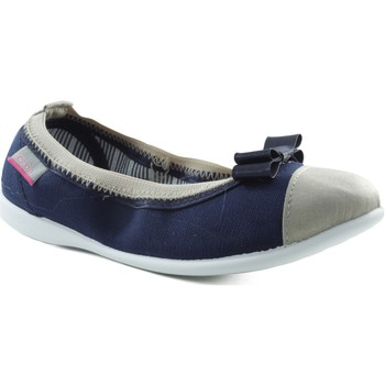 Chaussures Fille Ballerines / babies Gorila CANVAS JUNCAL+ MARIN