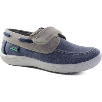 Chaussures Garçon Chaussures bateau Gorila CANVAS MIAMI MARIN