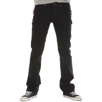 Vêtements Homme Jeans droit Lee Jeans HOMME - KNOX REGULAR STRAIGHT - L713HB47 Noir
