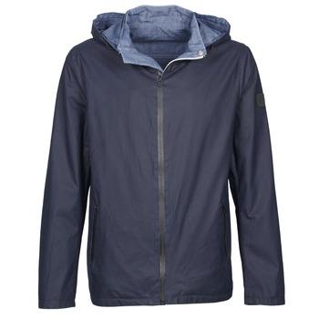 Vêtements Homme Blousons Wrangler W4554VDJU Marine