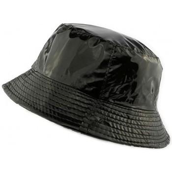 Accessoires textile Homme Chapeaux Nyls Création Chapeau Pluie  Maud Noir Noir