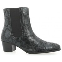Bottines Exit Boots cuir python
