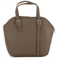 Cabas / Sacs shopping Armani TOP HANDLE  TAUPE