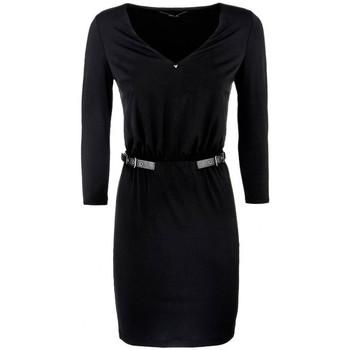Vêtements Femme Robes courtes Guess Robe  Landis Noir Noir