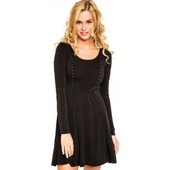 Vêtements Femme Robes courtes Guess Robe  Maylen Noir Noir
