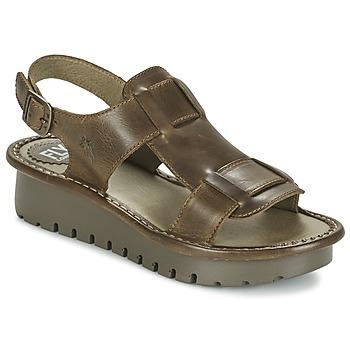 Chaussures Femme Sandales et Nu-pieds Fly London KANI Marron
