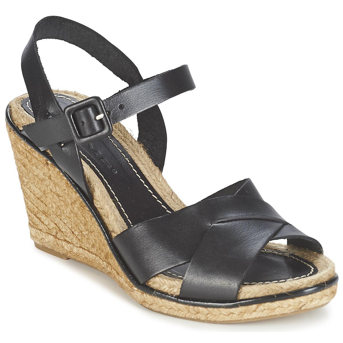 Sandale Nome Footwear ARISTOT Noir