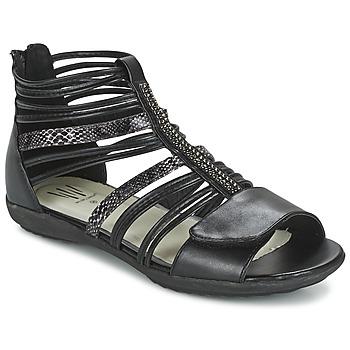 Chaussures Fille Sandales et Nu-pieds Wildflower HAMAR Noir