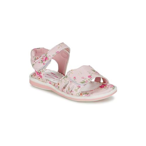 Chaussures Fille Sandales et Nu-pieds Wildflower KONGSBERG Rose