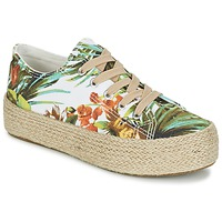 Chaussures Femme Baskets basses Wildflower EGINA Vert tropical