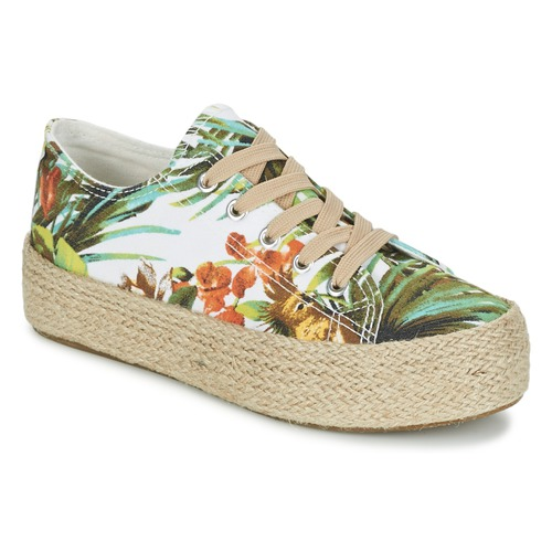 Baskets mode Wildflower EGINA Vert tropical 350x350