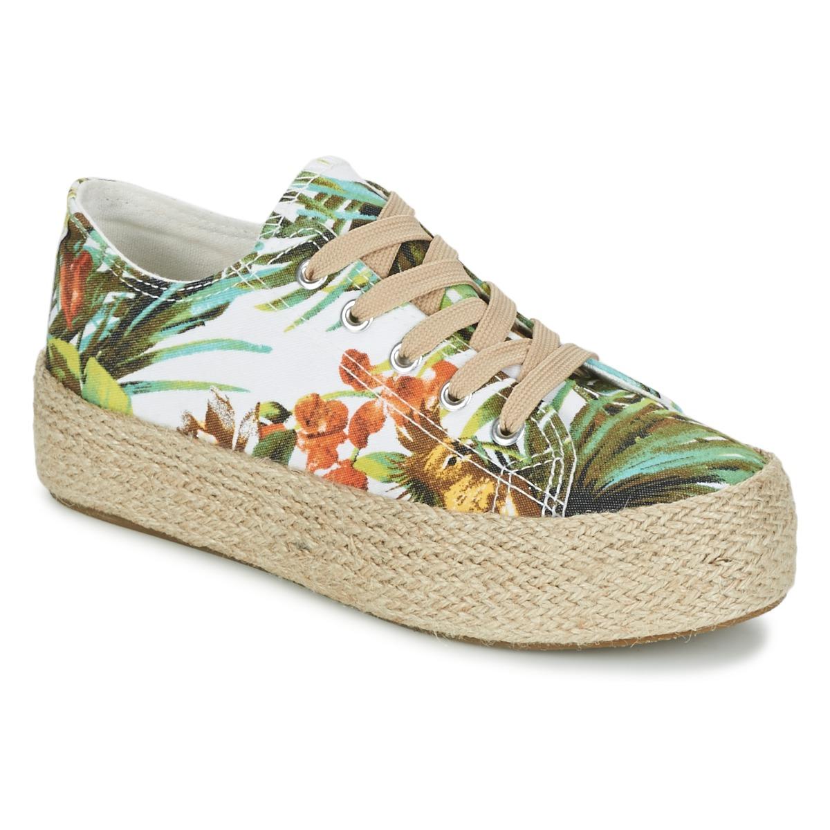 Wildflower EGINA Vert tropical
