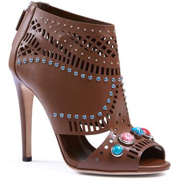 Chaussures Femme Sandales et Nu-pieds Gucci 371057 A3N00 2548 marrone