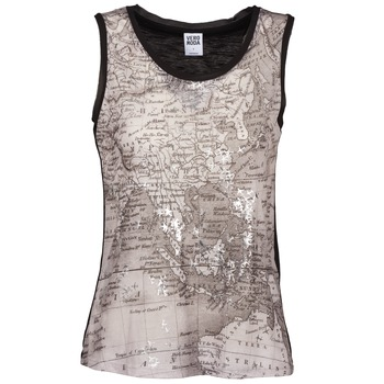 Vêtements Femme Débardeurs / T-shirts sans manche Vero Moda MAP Noir / Gris