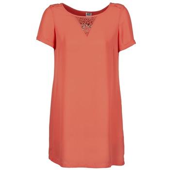 Vêtements Femme Robes courtes Vero Moda TRIPPA Corail