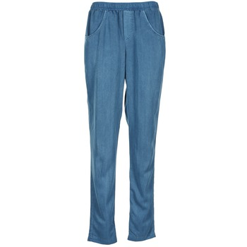Vêtements Femme Pantalons fluides / Sarouels Vero Moda AMINA Bleu